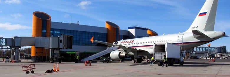 Аэропорт Храброво Калининград