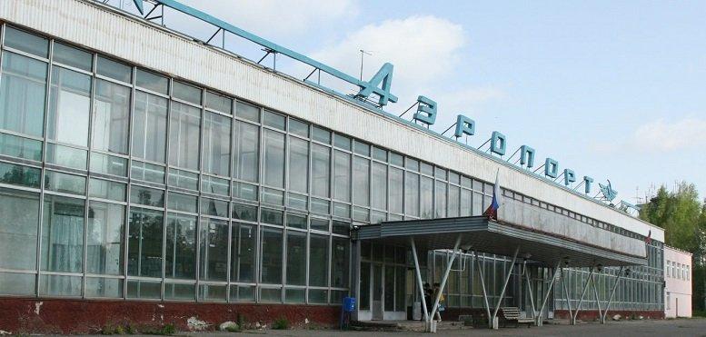 Аэропорт Победилово Киров