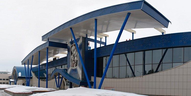 Аэропорт Сургут (SGC)
