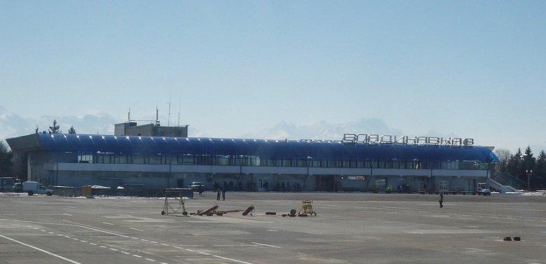 Аэропорт Беслан Владикавказ