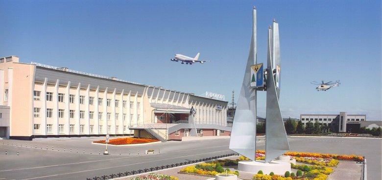 Международный аэропорт Нижневартовск