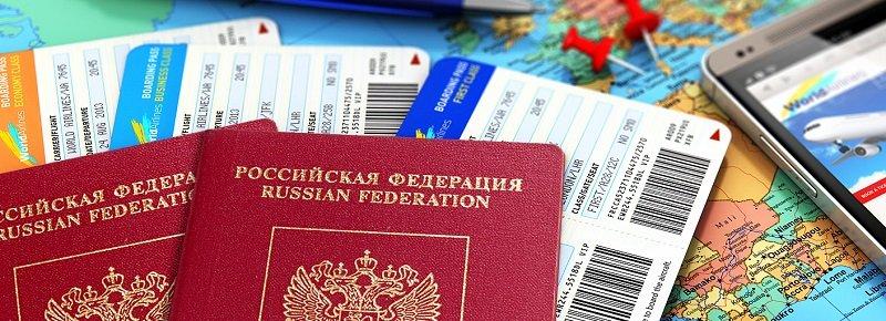 Можно ли летать по загранпаспорту по России
