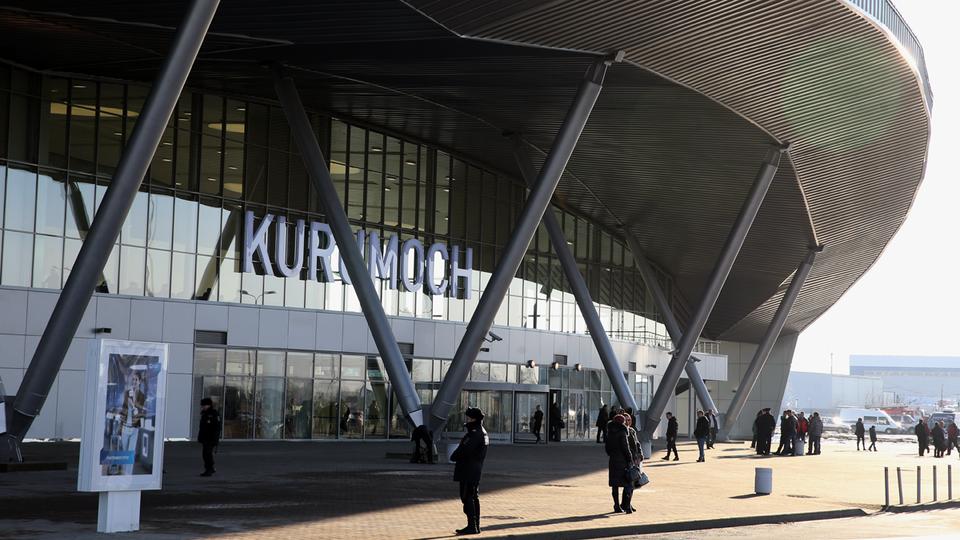 Самара аэропорт Курумоч
