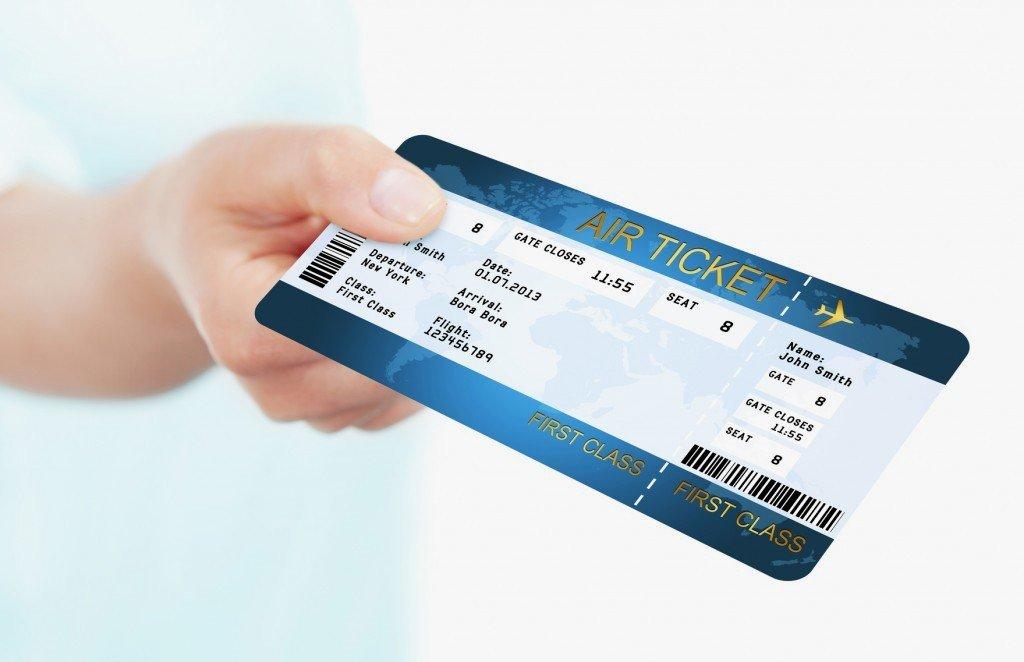 Невозвратный билет на самолет