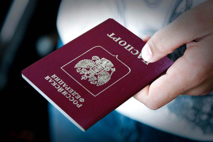 Для возврата понадобится паспорт