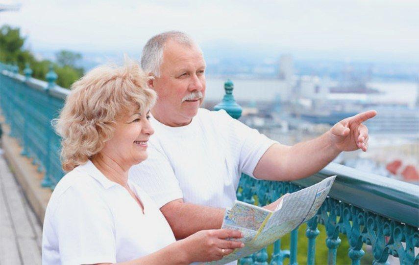 Авиабилеты для пенсионеров