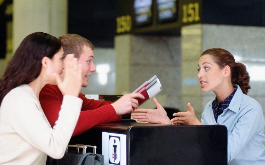 Выплата пассажирам за овербукинг