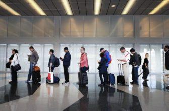 Овербукинг на авиарейсе в России