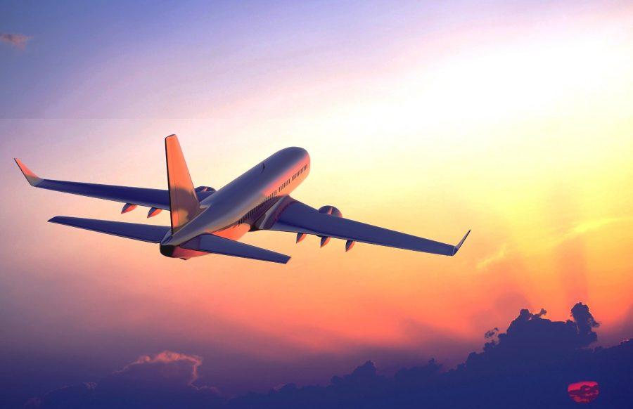 Предоставляется самолёт для вылета