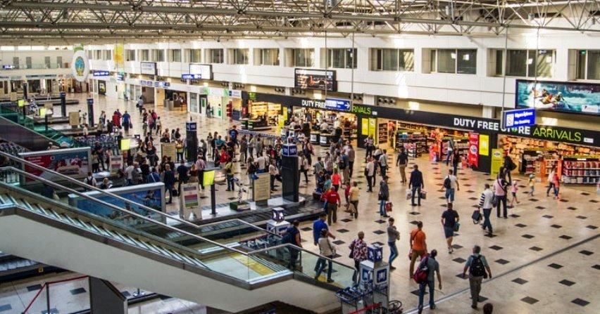 Перемещение между терминалами