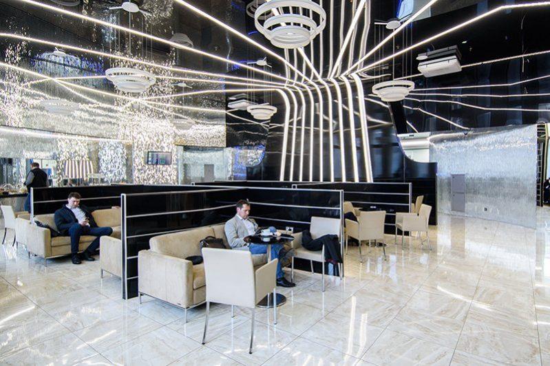 Бизнес-зал в аэропорту Пулково