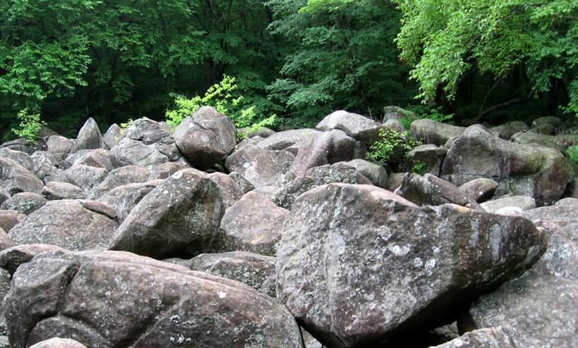 Звенящие камни Пенсильвании