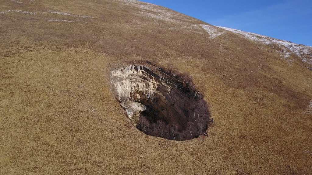 Дыра Дьявола в штате Невада
