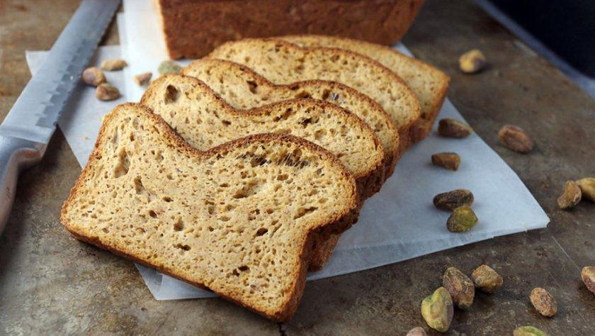 Миндальный хлеб