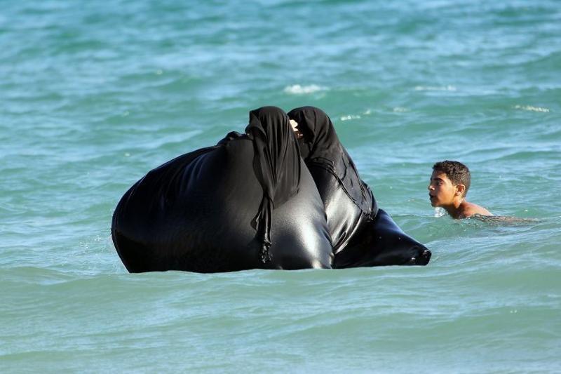 Мусульманские пляжи