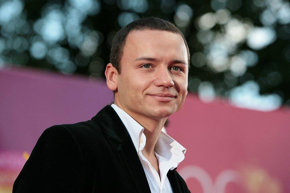 Актер Александр Олешко