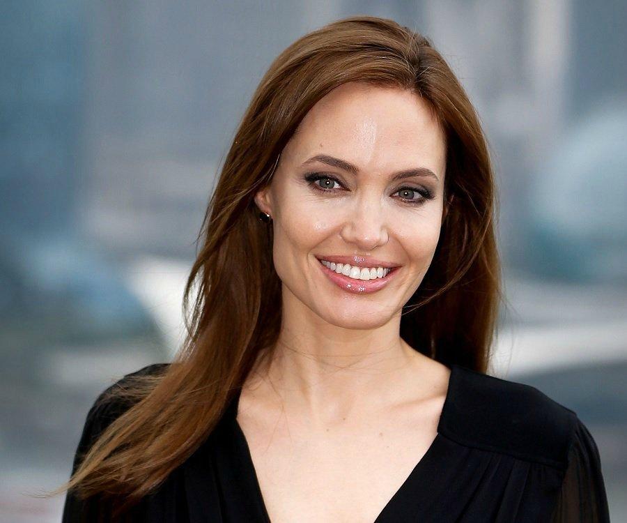 Актриса Анжелина Джоли