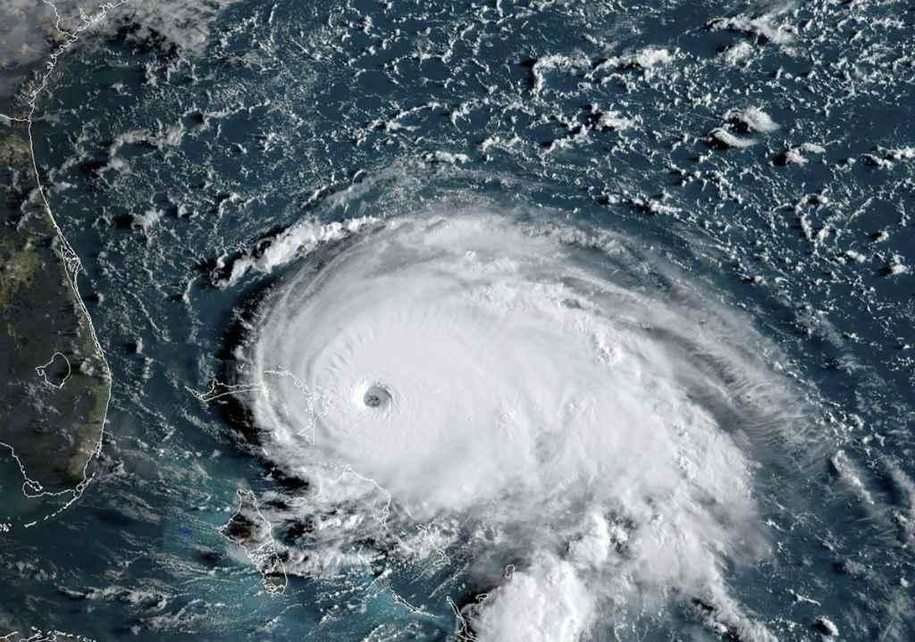 Ураган Дориан в США