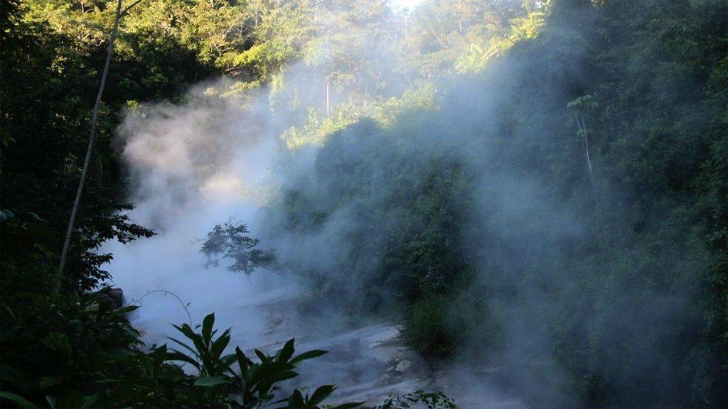 Кипящий приток Амазонки