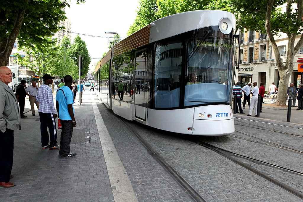Общественный транспорт за рубежом