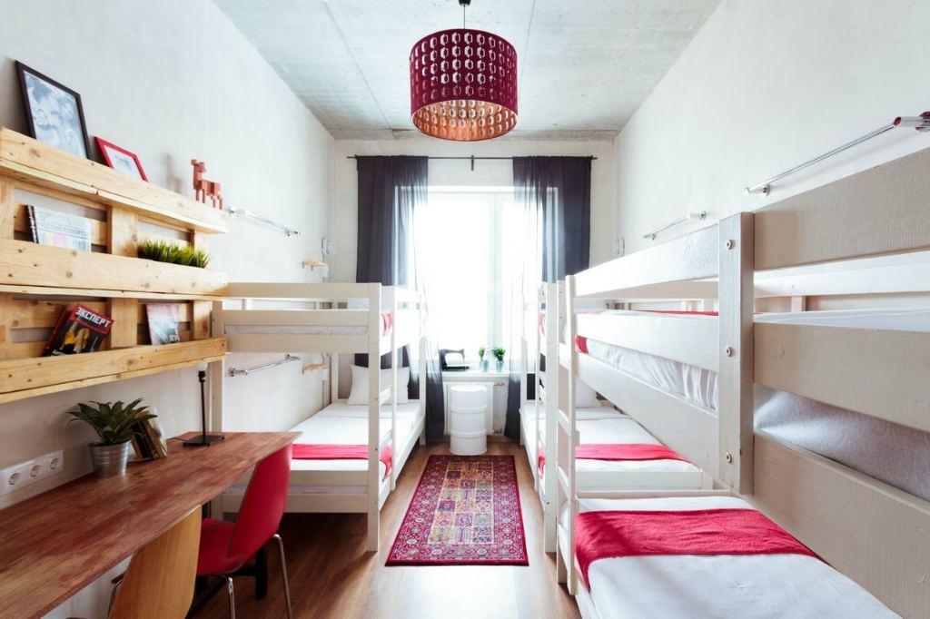 Комната хостела