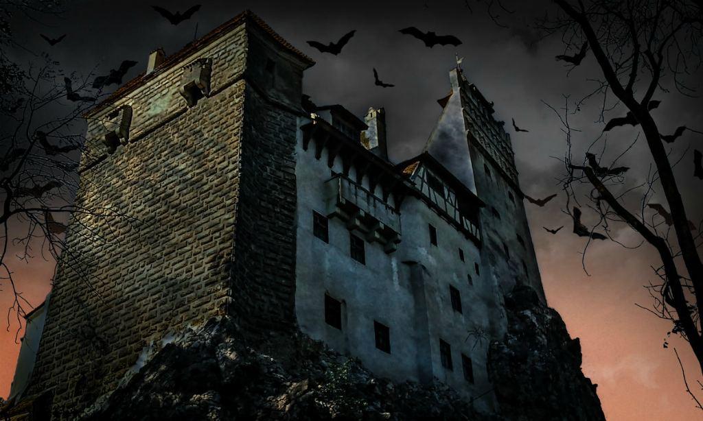 Мрачный замок