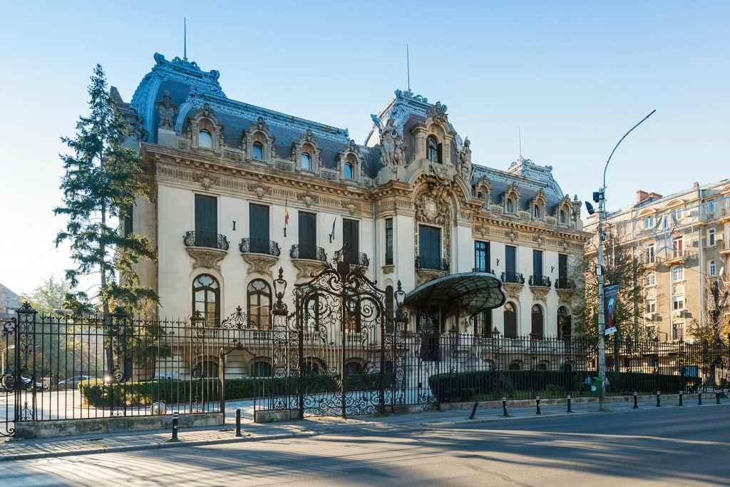 Дворец Кантакузинов Румынии
