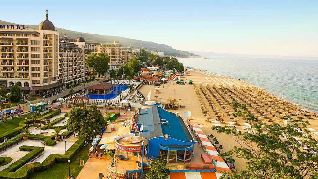Болгария - Золотые пески