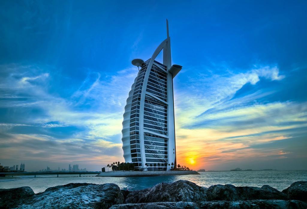 Самый дорогой отель в Дубаи