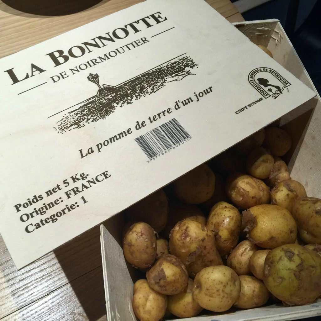 Самая дорогая картошка