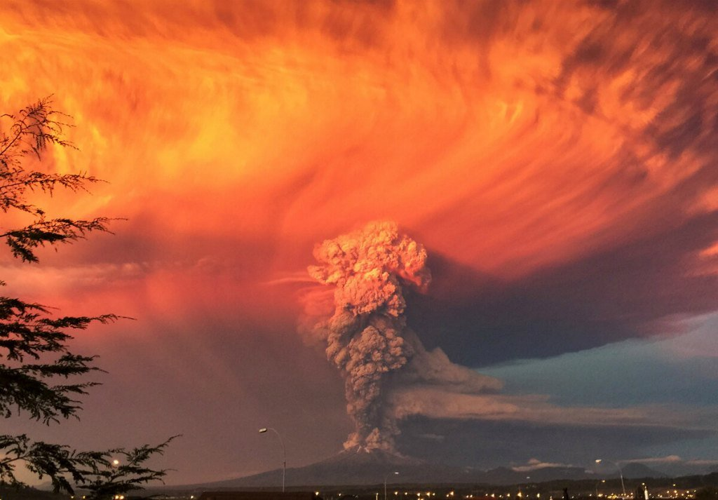 Вулкан Кальбуко