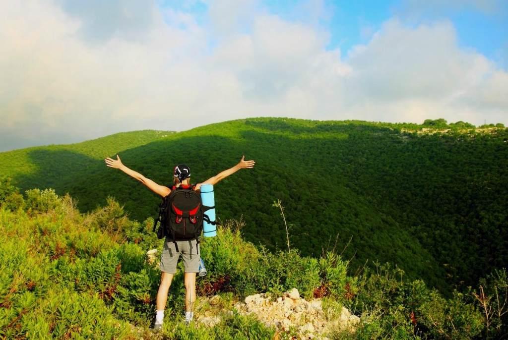 Путешествие по экологически чистым местам