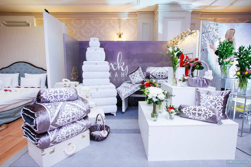 Приданое невесты-мусульманки