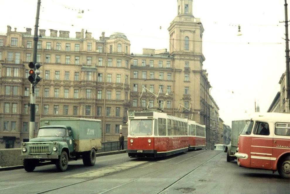 Городской транспорт СССР