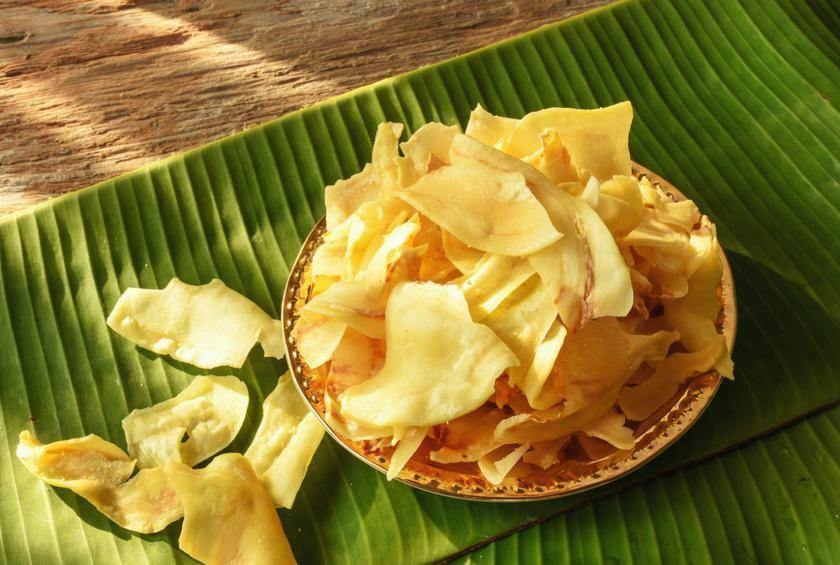 Чипсы из дуриана
