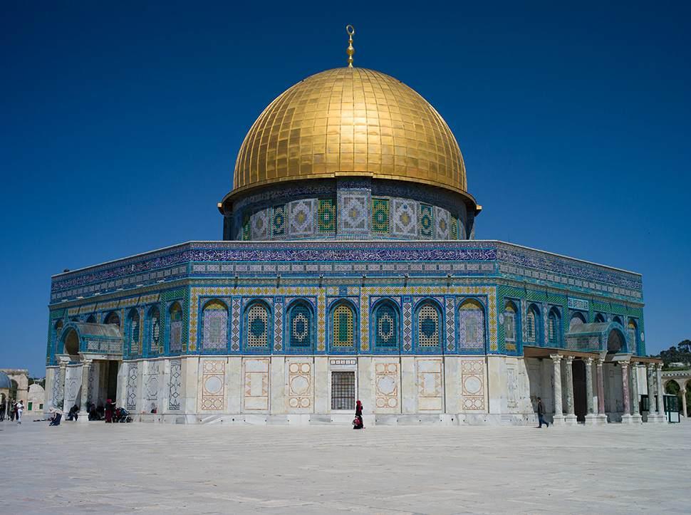 Мечеть на Храмовой горе