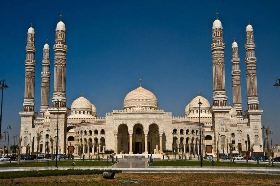 Мечеть в честь Али Абдулы Салеха