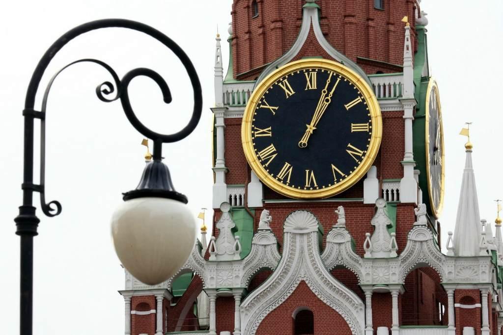 Куранты в Москве