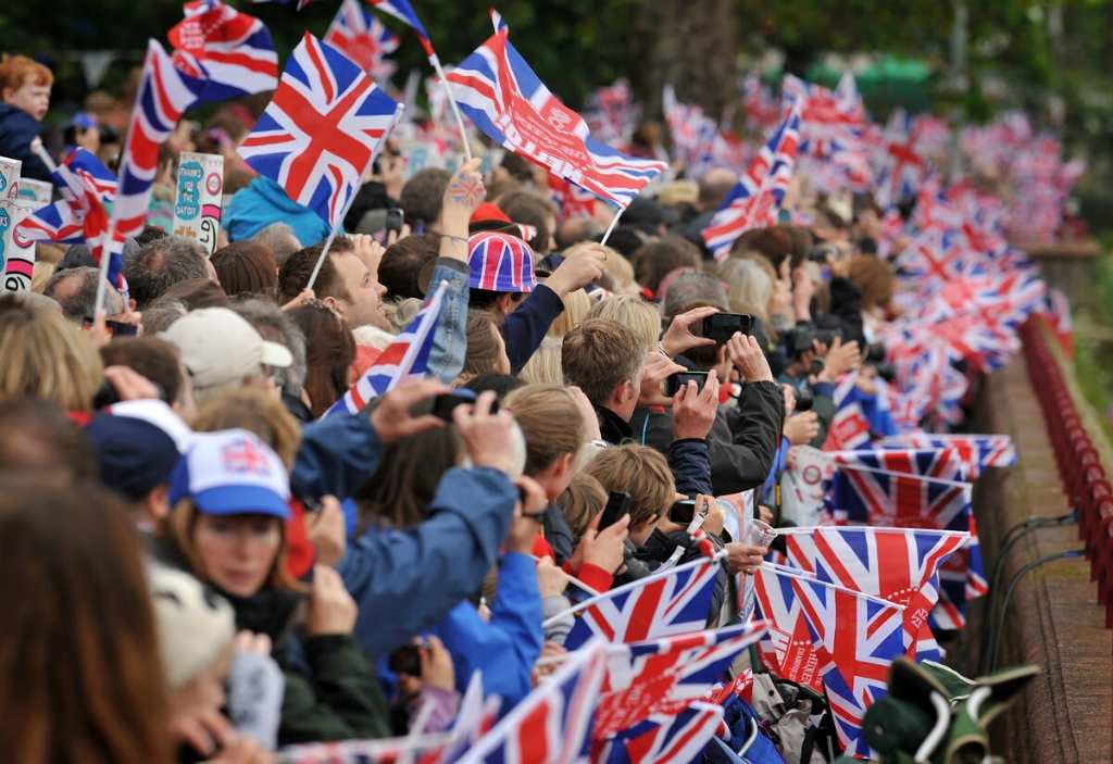 Великобританцы