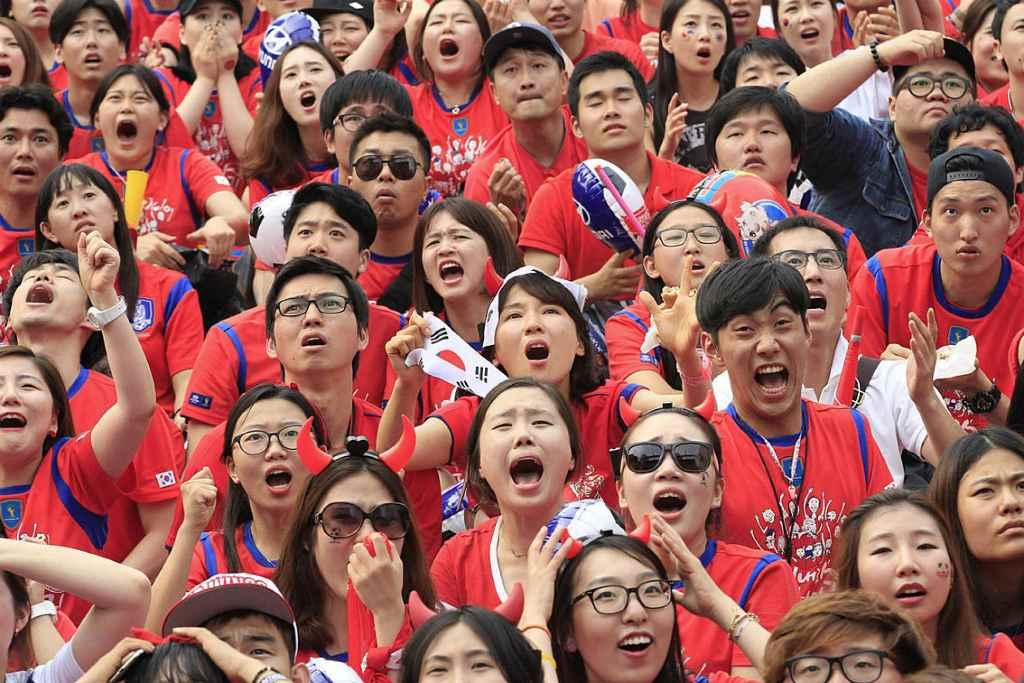 Представители Южной Кореи