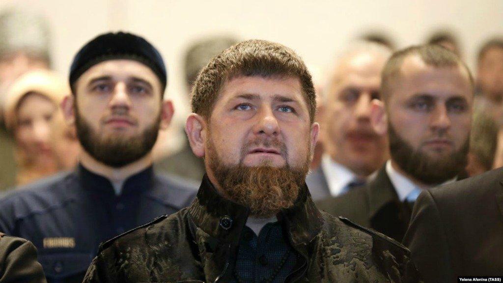 Президент Чечни