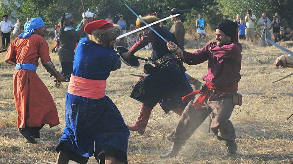 Сражение на Шпагах