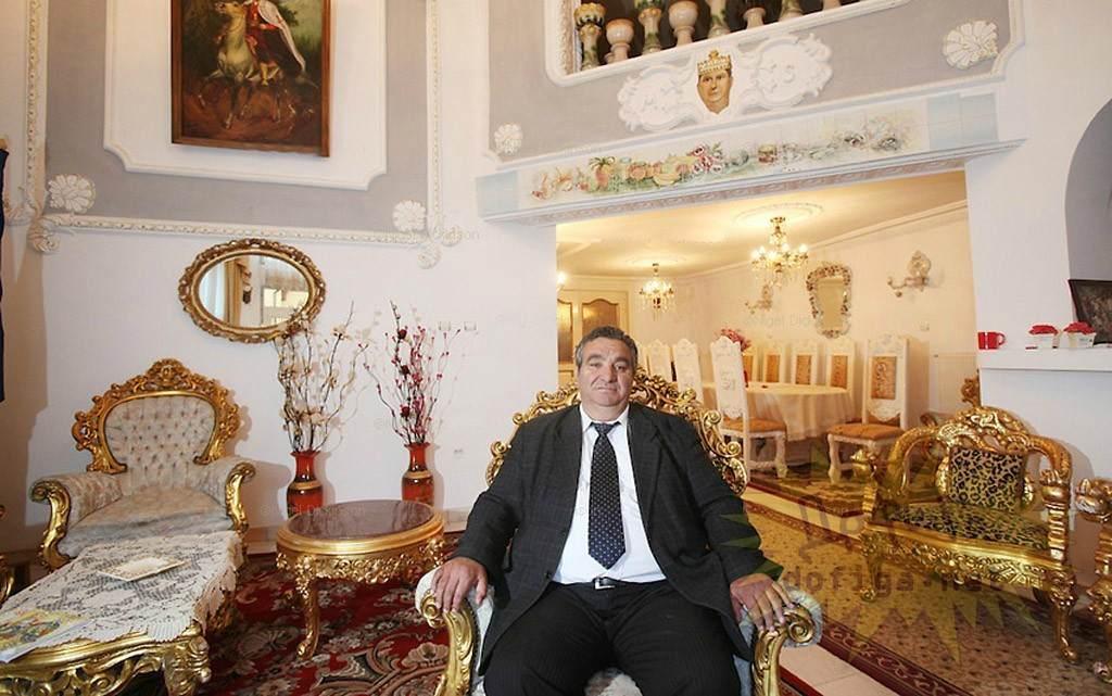 Богатство румынских цыган