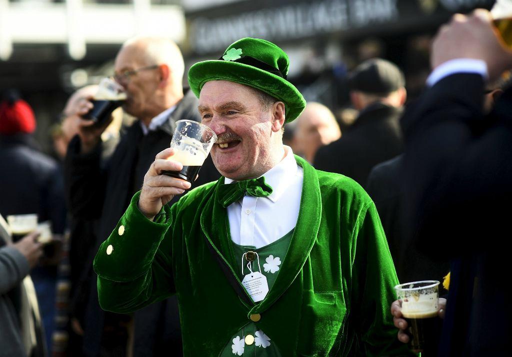 Жители Ирландии