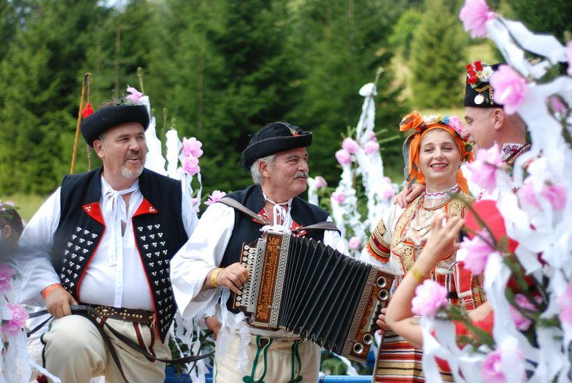 Жители Словакии