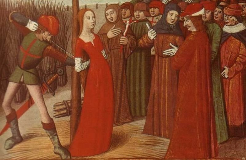 Ужасы Средневековой Европы