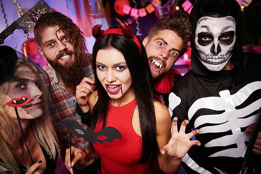 Хэллоуин в России