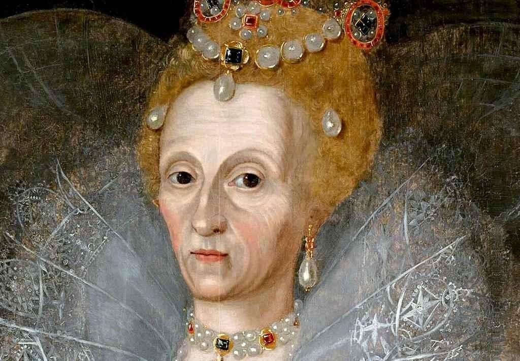 Королева Елизавета 1 к 30-ти годам
