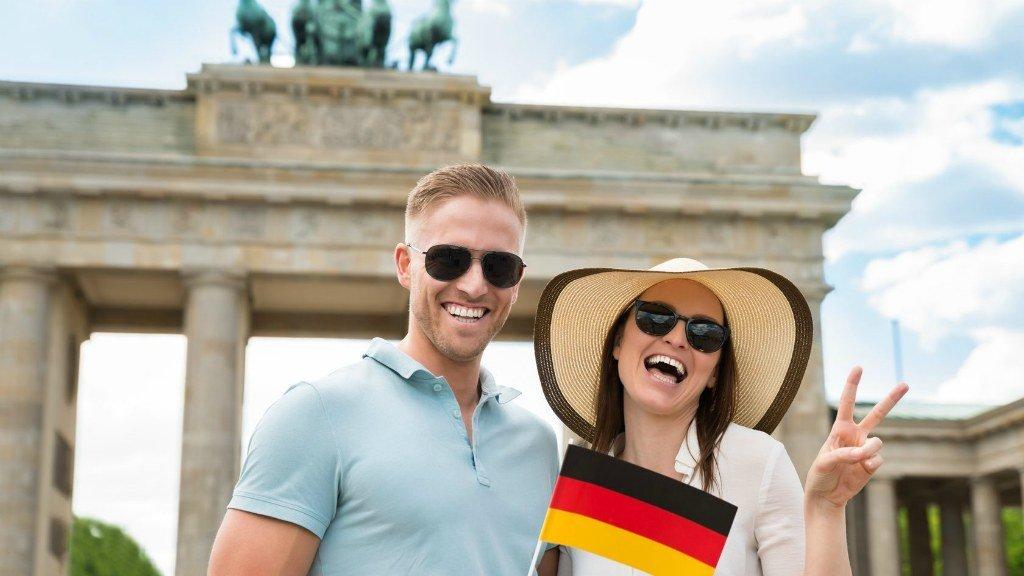 Немецкая пара