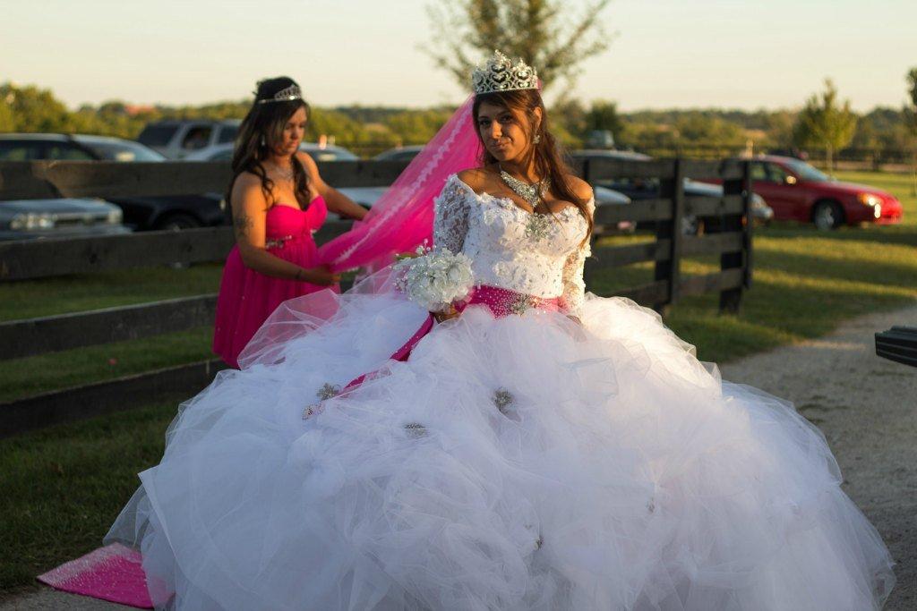 Невеста цыганка